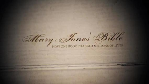 Mary Jones' Bible