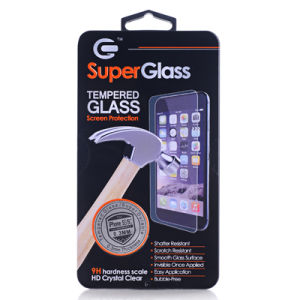 For iPhone 5/5S Tempered Glass Screen Protector
