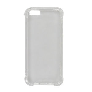 For iPhone 5/5S/5C Breaking Proof White Case