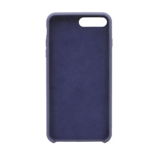 For iPhone7 Plus Silicone Case Midnight Blue