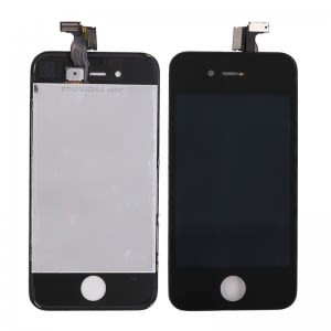 For iPhone 4 LCD Black OEM