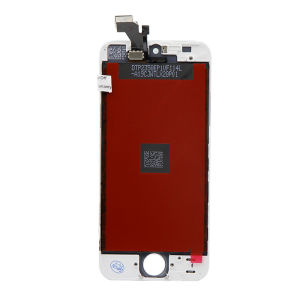 For iPhone 5 LCD Display OEM(TM) White