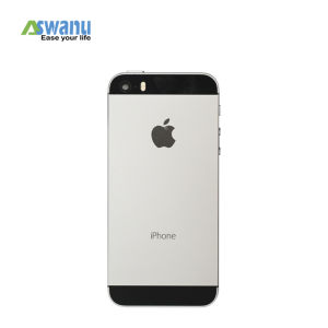 For iPhone 5S back cover with imei black