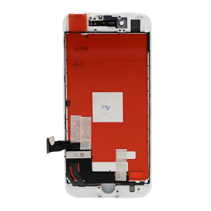 For iPhone 7 LCD Display OEM (AUO) White