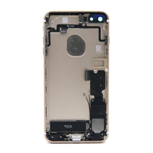 For iPhone 7 Plus Back Cover Gold With Small Parts