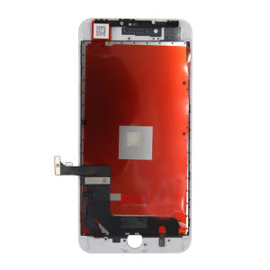 For iPhone 8 Plus LCD Display OEM LG White
