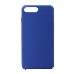 For iPhone7 Plus silicone Case Ocean Blue