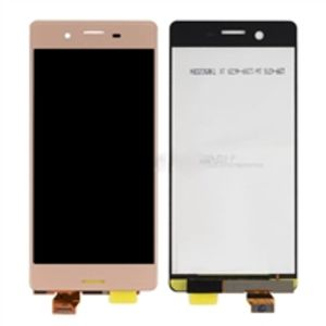 For Sony Xperia X LCD Pink