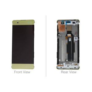 For Sony Xperia XA LCD Gold