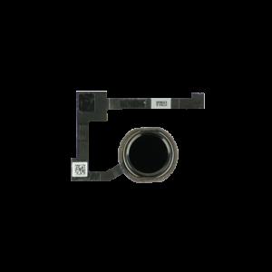 For iPad Air 2/iPad mini 4/iPad Pro 12.9 Home Button Complete Black(no image)