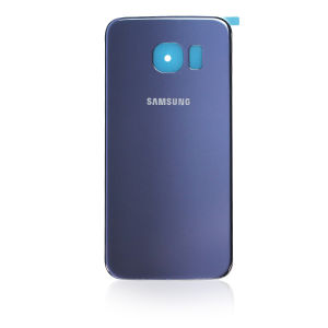 For Samsung S6 Edge Back Cover Black