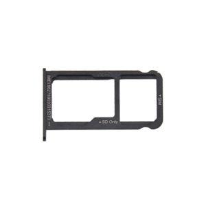 For Huawei P10 - Sim Card Tray Black