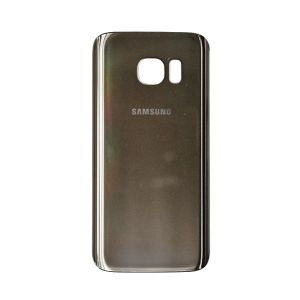 For Samsung SM-G930F S7 Back Cover Gold