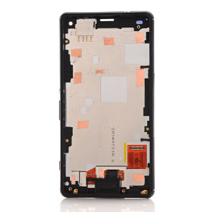 For Sony Xperia Z3 Compact LCD Complete With Frame Black