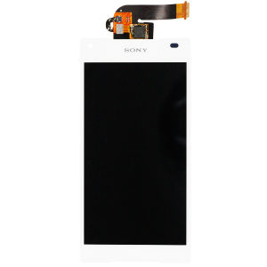 For Sony Xperia Z5 Compact E5823 LCD White