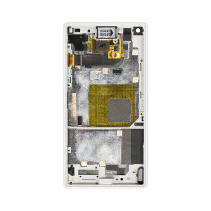 For Sony Xperia Z5 Compact LCD With Frame Original White