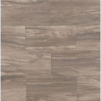 "Athena 12"" x 24"" x 3/8"" Floor and Wall Tile in Cliff"