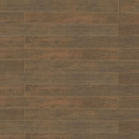 "Barrique 4"" x 40"" x 3/8"" Floor and Wall Tile in Brun"