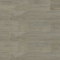 "Barrique 8"" x 40"" x 3/8"" Floor and Wall Tile in Gris"
