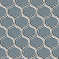 DECPROHABLANMO - Provincetown Mosaic - Harbor Blue