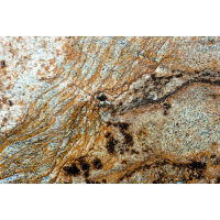 Golden Crystal Granite in 2 cm