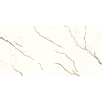 SEQSTAQTZSLAB3P-B - Sequel Quartz Slab - Statuario Quartz