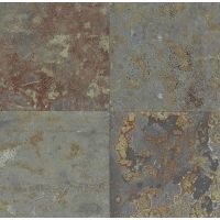 "Brazilian Multicolor 24"" x 24"" x 3/8"" Floor and Wall Tile"