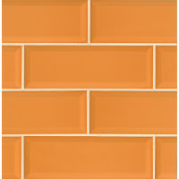 "Adamas 4"" x 12"" x 3/8"" Wall Tile in Arantia"