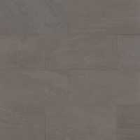 "Quartzite 12"" x 24"" x 3/8"" Floor and Wall Tile in Iron"