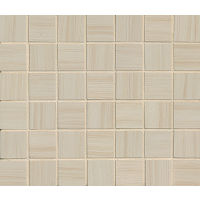 "Infinity 1-1/2"" x 1-1/2"" Floor and Wall Mosaic in Luna"
