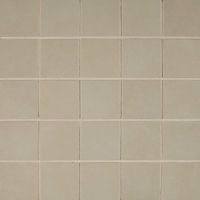 "Metro Plus 2"" x 2"" Floor and Wall Mosaic in Country Beige"