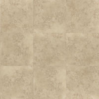 "Roma 12"" x 12"" x 3/8"" Floor and Wall Tile in Almond"
