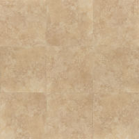 "Roma 12"" x 12"" x 3/8"" Floor and Wall Tile in Camel"