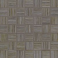 "Runway 1-1/2"" x 1-1/2"" Floor and Wall Mosaic in Taupe"
