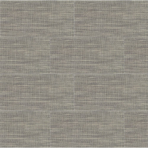 "Tailor Art 12"" x 24"" Floor & Wall Tile in Grey"