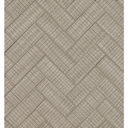 Tailor Art Floor & Wall Mosaic in Taupe