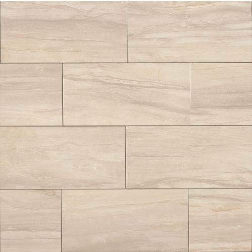 "Athena 12"" x 24"" Floor & Wall Tile in Sand"