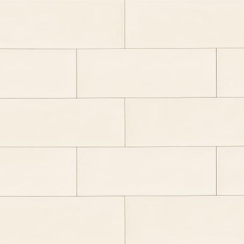 "Winter 8"" x 24"" x 3/8"" Wall Tile in Beige"