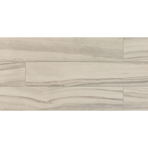 "Epic 8"" x 40"" x 3/8"" Floor and Wall Tile in Pearl"