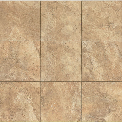 "Forge 20"" x 20"" Floor & Wall Tile in Gold"