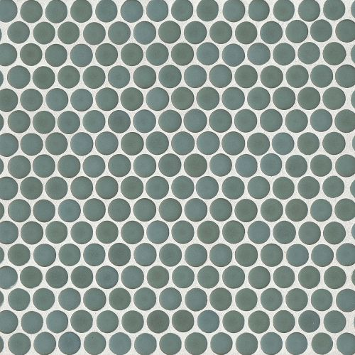 "360 3/4"" x 3/4"" Floor & Wall Mosaic in Silver Sage"