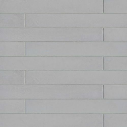 "Allora 3"" x 24"" Floor & Wall Tile in Solid Grey"