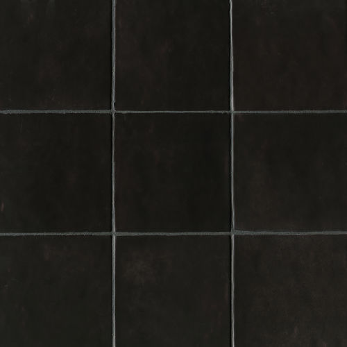 "Cloe 5"" x 5"" Wall Tile in Black"