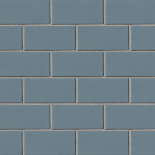 "Costa Allegra 3"" x 6"" Floor & Wall Tile in Adriatic"