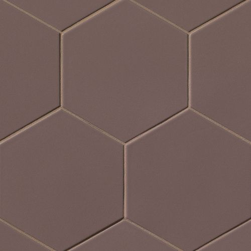 "Costa Allegra 8"" x 8"" Floor & Wall Tile in Timber"