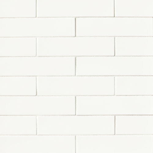 "Costa Allegra 3"" x 12"" Floor & Wall Tile in White Sand"