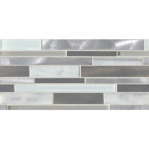 Montane Wall Mosaic in Silver Queen
