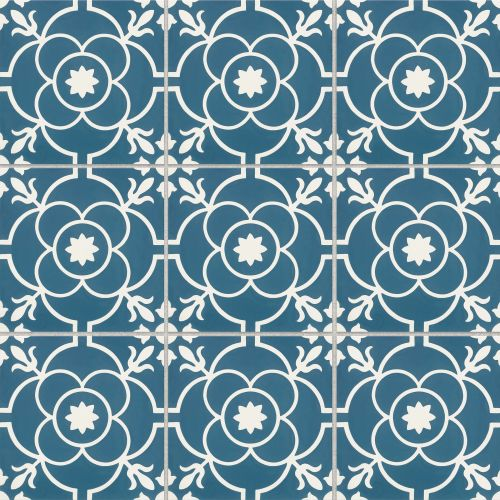 "Remy 8"" x 8"" Floor & Wall Tile in Brigette"