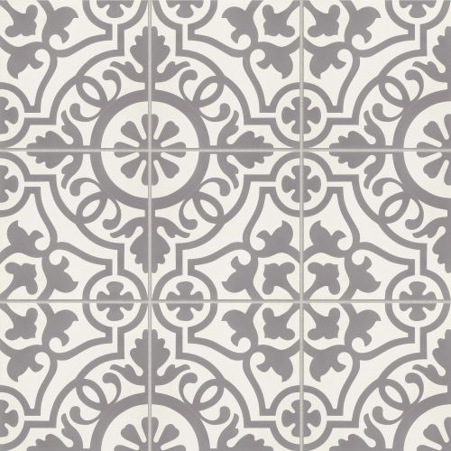 "Remy 8"" x 8"" Floor & Wall Tile in Damsel"