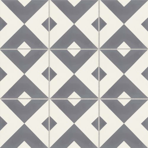 "Remy 8"" x 8"" Floor & Wall Tile in Frame"